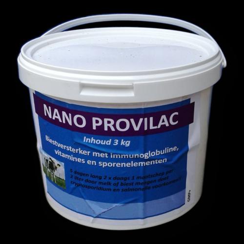 nano-provilac
