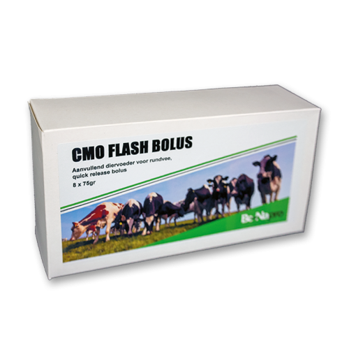 CMO Flash bolus